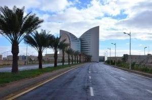 Najran University Leaps into the Future