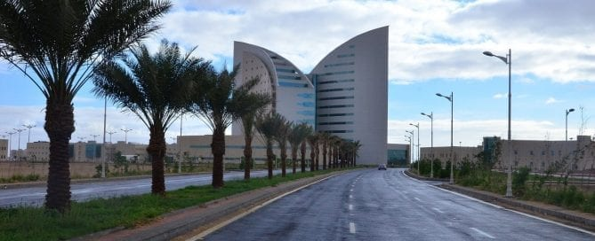 Najran University Leaps into the Future